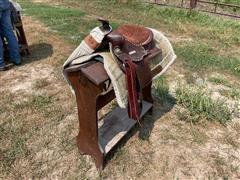 """13"""" Western Saddle"""