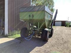 Parker WB-1180 2500 300 Bu Seed Tender Gravity Wagon