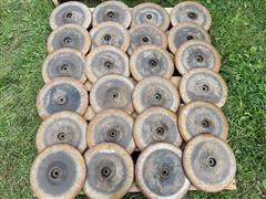 John Deere A47351 Cast Iron Closing Wheels
