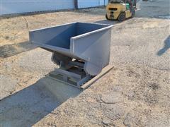 Homemade Forklift Dumpster