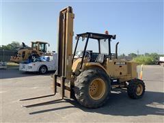John Deere 4X4 Rough Terrain Forklift