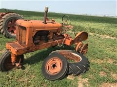 1943 Allis-Chalmers WC 2WD Tractor