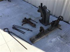 Dake Arbor Press & Blacksmithing Tools