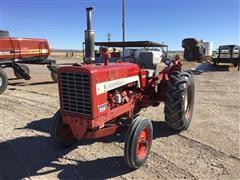 International 544 2WD Tractor