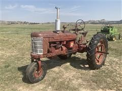 1944 Farmall H Narrow Front 2WD Tractor
