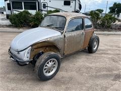 1970 Volkswagon Beetle Project Car
