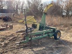 John Deere 34 Forage Harvestor