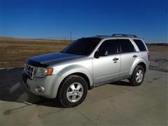 2010 Ford Escape XLT Front Wheel Drive SUV