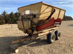Big Auggie Feeder Wagon