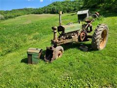 1953 John Deere 50 Parts Tractor