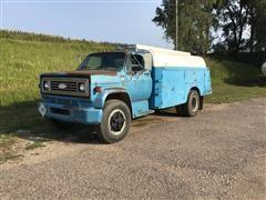 1979 Chevrolet C70 S/A Fuel Truck
