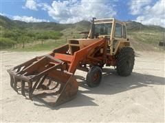 Case 970 2WD Tractor W/Loader