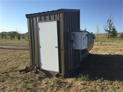 Baldor Water Transfer Pump w/ Holding Tank