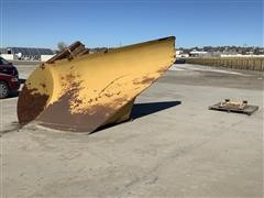 V W S VP10 10' V-Plow W/ Balderson Hitch