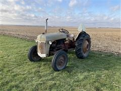 Ford 8N 2WD Utility Tractor