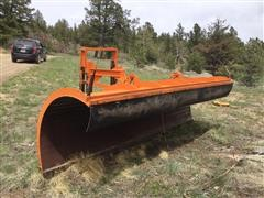 Front Attachment Snow Plow Blade