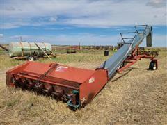 Hutchinson Trac-Masster Flat Storage Unloader