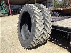 Titan Hi-Traction Lug Radial 380/90R46 Tires