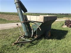 grain-O-vator 20 Feed Wagon