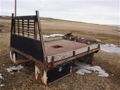 9' Steel Flatbed