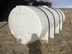Snyder 2700 Gallon Poly Tank