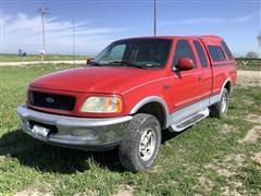 1997 Ford F150 Lariat 4x4 Pickup