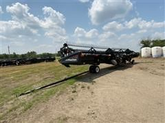 2012 MacDon FD70 Flex Draper W/Transport