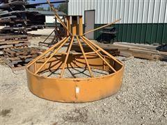 Sioux Steel Hay Saver Bale Feeder