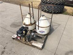 Dultmeier Chemical Inductors & Pump