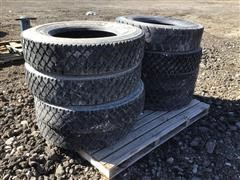 Michelin 11R24.5 Used Tires