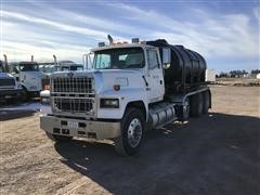 1986 Ford LTL9000 Tri/A Water Tender Truck
