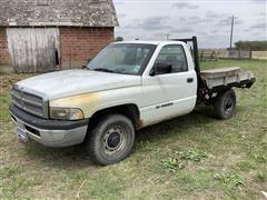 1996 Dodge 2500 2WD Flatbed Pickup