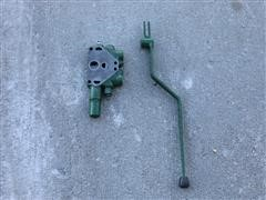 Oliver Hydraulic Lever And Valve