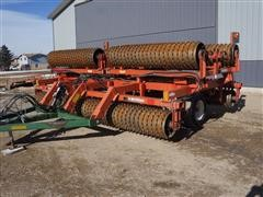Brillion WL 360 Bi-Fold Stackable 30' Mulch Finisher