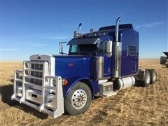 2005 Peterbilt 379EX T/A Truck Tractor