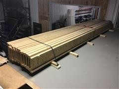 16' Wooden I-Joists