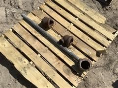 Windmill Well Spill Pipe