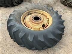 BF Goodrich 16.9-28 Tire & Rim