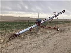 Peck 1002-51 Electric Drive Auger