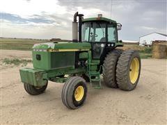 1991 John Deere 4755 2WD Tractor