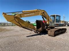 Komatsu PC220 LC Excavator