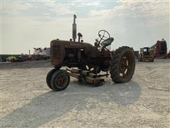 Farmall Super C 2WD Tractor