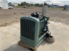 GMC 6-71 LC61N Diesel Power Unit