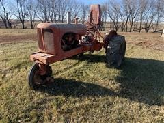 Allis-Chalmers WC 2WD Tractor