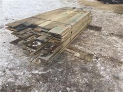 Oak Lumber Boards