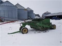 John Deere 5 Yard Pull Type Scraper