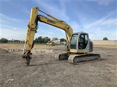 2006 KOBELCO135SRLC Excavator