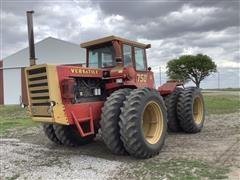 1976 Versatile 750 4WD Tractor