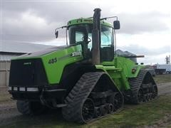 2009 Case IH Steiger 485 QuadTrac Tracked Tractor
