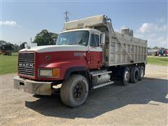1997 Mack CL713 Tri/A Dump Truck
